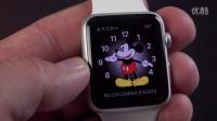 苹果手表运动版(38毫米&42毫米)拆包&演示