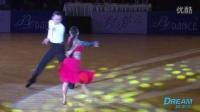 2015WDSF世界体育舞蹈大奖赛暨中国体育舞蹈大奖赛(武汉站)中国公开A组决赛 牛仔舞solo