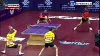 视频: 2015苏州世乒赛 男双第三轮 许昕 张继科vsK卡尔森 M卡尔森 乒乓球比赛视频 完整版