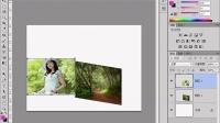 PS教程视频10 变换和拼合图像案例:拼合立体盒子部落窝出品