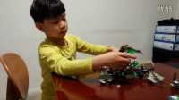 乐高气功传奇lego chima玩法介绍