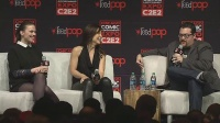 Kickass women of SHIELD at C2E2- Hayley Atwell and Ming Na Wen 《Part 1》