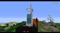 【Minecraft☆我的世界】MeoWorld-花絮-四新像素画TIMELAPSE
