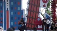 hiphop世界冠军Ben裁判表演【2015武汉欢乐谷国际街舞争霸赛