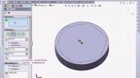 SolidWorks2014完全自学3.23.5  填充阵列