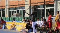 沈阳新东方烹饪学校中外交流篮球赛