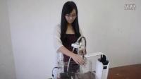 乐淘水 LTS-81B 直饮台式家用净水器除余氯视频