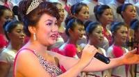 2013年郴州市北湖区大合唱《美在水月间》《乘胜进军》比赛视频