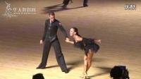 2015年WDSF世界体育舞蹈大奖赛(中国武汉)拉丁舞半决赛伦巴Umberto Gaudino - Louise Heise