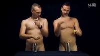 澳洲魔术俊男组合裸体表演 颜值高技术牛