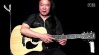 SAGA萨伽吉他千元之内性价比最高的单板吉他--SF700C_高清