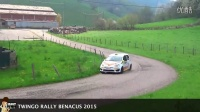 13° Benacus Rally 2015 Crash Renault Twingo