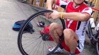 视频: 单车上金顶之补胎记
