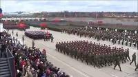 2015年俄罗斯胜利日70周年阅兵第三次总彩排 军乐列表在百度乌克兰局势吧置顶_标清