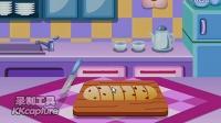 黄油葡萄干面包