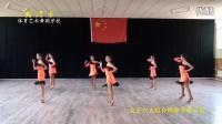 武汉市体育舞蹈艺术学校拉丁舞女子六人组合银牌