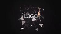 拼接球体爆炸logo演绎 AE模板