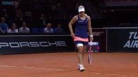 视频: 2015.04.24.WTA.斯图加特.QF.马卡洛娃VS科贝尔