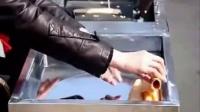 冰淇淋蛋卷机 煤气炉蛋卷机价格 手工蛋卷机5