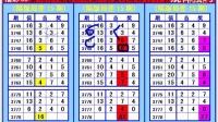 福彩3D第15124期总3778期《中09宝》彩票公开课堂