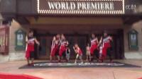 DingDing丁丁5岁北京小男生挑战新加坡环球影城街舞秀small