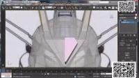 3DMAX机械建模(高达)