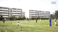 菏泽七巧板幼儿园亲子放风筝活动