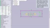 HyDraw液压原理图设计软件,线路设计中如何创建一个符号