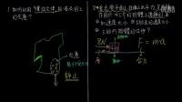 【均一教育】高中物理3-2例题02仅有一外力的F=ma