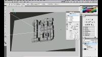 [PS]Photoshop CS5教程PS视频教程李涛高手之路方法篇三维和文字