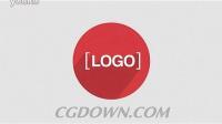 mg时尚动画logo演绎AE模板下载来自西橘网