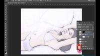 [PS]第54节 调色与素描特效 平面设计 ps教程入门 photoshop视频教程 PS学习方法 PS视频