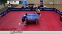 Wang Jian Jun vs Chen Tian Yuan (French League 2015)