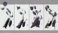 视频: 陆顺平:虚空书道——百马字经一次性造化作品展