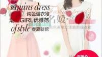 2015黑色白色新款夏季女装韩版荷叶袖修身显瘦短袖雪纺连衣裙