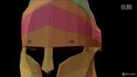 【ZBrush雕刻】用ZBrush 4r7的zmodeler建造一个头盔——快速预览