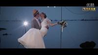 大连尊爵皇家婚纱摄影-2015年最新婚纱照拍摄花絮,皇家海岸国际影视城