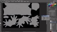 Maya高级影视角色制作中文教程-猴王全流程制作18.身体部分贴图材质