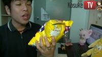 公介品尝百事可乐 中国零食夹心米果 80