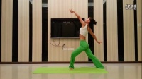 舞蹈教学《女儿情》 舞韵瑜伽视频