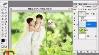 PS教程PS视频PS滤镜的使用PS结婚照片合成PS影楼后期