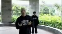 街舞鬼步教学视频_叶子子爵士舞培训_超级街舞