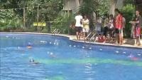 2014年碧泽游泳培训比赛视频