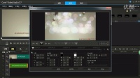 会声会影X7进阶篇视频教程--滚动字幕