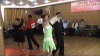 2015上海徐家汇街道交谊舞比赛恰恰舞决赛