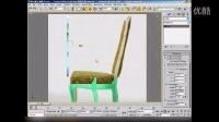 3dmax欧式餐椅靠背模型制作(一)【模型云】