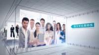 企业周年庆专题片头AE模板