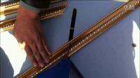 视频: 切角机3 锦州裱框合角机厂家 钉角机价格 相框拼角机工作原理