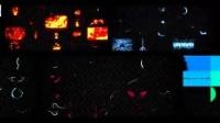 140超酷闪光特效动画AE模板合辑