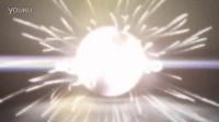 抽象粒子光线耀斑游戏公司企业logo标识电影预告片头AE模板